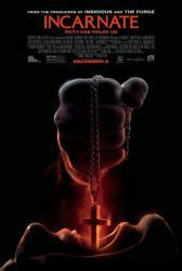 Incarnate movie poster [2016 horror film] 27x40 original (VG)