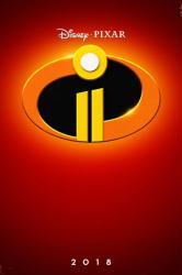 Incredibles 2 movie poster (Disney/Pixar) 27x40 original advance