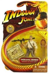 Indiana Jones [Kingdom/Crystal Skull] Indiana Jones figure (Hasbro) NM