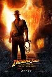 Indiana Jones and the Kingdom of the Crystal Skull poster (27x40)