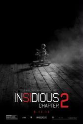 Insidious: Chapter 2 movie poster (2013) original 27 X 40 advance