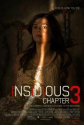Insidious: Chapter 3 movie poster [Stefanie Scott] 27x40 original