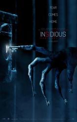Insidious: The Last Key movie poster (original 27x40 advance)