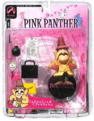 Pink Panther: Inspector Clouseau action figure (Palisades/2004)