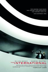 The International movie poster [Clive Owen & Naomi Watts]