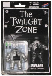 "The Twilight Zone: Invader 3"" action figure (Bif Bang Pow)"