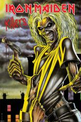 Iron Maiden poster: Killers (24'' X 36'' poster) New