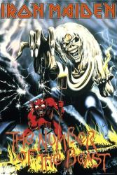 Iron Maiden poster: The Number of the Beast (24'' X 36'') New