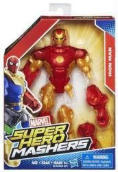 Marvel Super Hero Mashers: Iron Man action figure (Hasbro/2015)