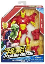 Marvel Super Hero Mashers: Iron Man action figure (Hasbro)
