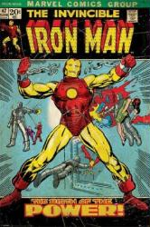 The Invincible Iron Man poster: Issue 47 (24'' X 36'') Marvel Comics