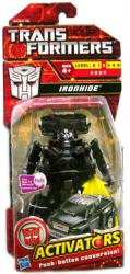 Transformers Activators: Ironhide action figure (Hasbro/2010)