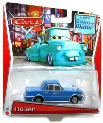 Cars [Tokyo Mater] Ito San die-cast vehicle (Mattel/2013) Disney/Pixar
