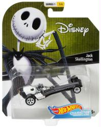 Hot Wheels Character Cars: Disney Jack Skellington die-cast vehicle