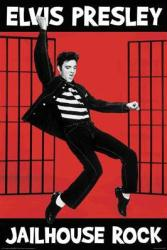 Jailhouse Rock movie poster [Elvis Presley] 24 X 36