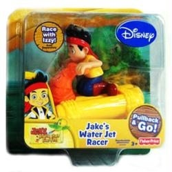 Jake and the Never Land Pirates: Jake's Water Jet Racer figure set