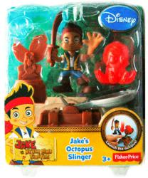 Jake and the Never Land Pirates: Jake's Octopus Slinger figure set