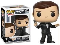 Pop! Movies: 007 James Bond vinyl figure (Funko) The Spy Who Loved Me