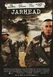 Jarhead movie poster [Jake Gyllenhaal, Jamie Foxx] 27x40 video version