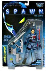 Spawn The Movie: Jason Wynn action figure (McFarlane/1997)