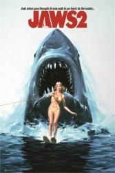 Jaws 2 movie poster (24x36) 1978 sequel