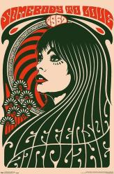Jefferson Airplane poster: Somebody to Love (22x34)
