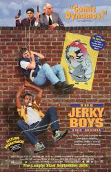 The Jerky Boys movie poster [Alan Arkin/Vincent Pastore] video poster