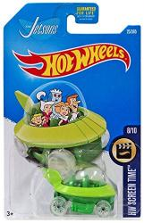 Hot Wheels HW Screen Time: The Jetsons 1:64 diecast vehicle