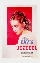 Jezebel movie poster (1938) [Bette Davis] 22 X 34