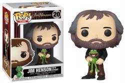 Pop! Icons: Jim Henson with Kermit Vinyl figure (Funko/2019)