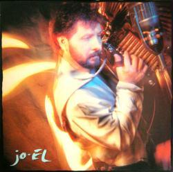 Jo-El Sonnier poster: Come On Joe vintage LP/Album flat