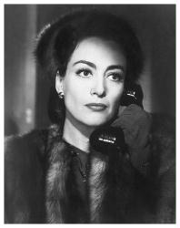 Joan Crawford print: Mildred Pierce (24x30) Fine Art Reproduction