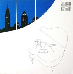 Joe Jackson poster: Night and Day vintage LP/Album flat (12x12)