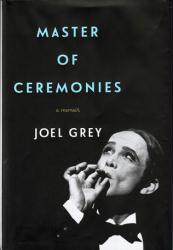 Joey Grey autobiography: Master of Ceremonies hardback book (2016)