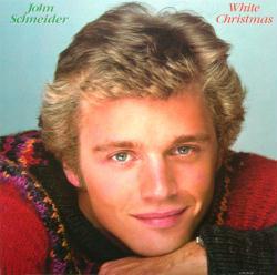 John Schneider poster: White Christmas vintage LP/album flat