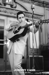 Johnny Cash poster: I Walk the Line (24'' X 36'' poster)