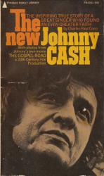 Johnny Cash biography: The New Johnny Cash (Paperback Book/1973)