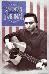 Johnny Cash poster: American Original (22x34)