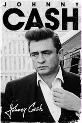 Johnny Cash poster: Signature (24x36)