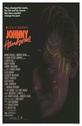 Johnny Handsome movie poster [Mickey Rourke] original 27x41