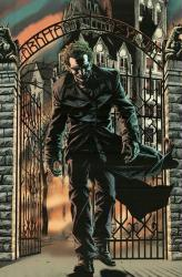 Batman poster: The Joker (24x36) Arkham Asylum