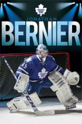 Jonathan Bernier poster: Toronto Maple Leafs (22x34) NHL