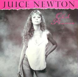 Juice Newton poster: Old Flame vintage LP/album flat (1985)