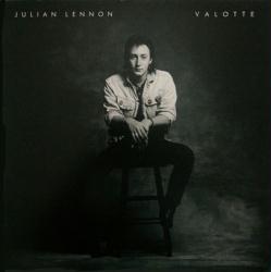 Julian Lennon poster: Valotte vintage LP/Album flat