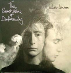 Julian Lennon poster: Secret Value of Daydreaming vintage Album flat