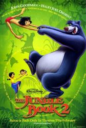The Jungle Book 2 movie poster (Disney/2003) original 27 X 40