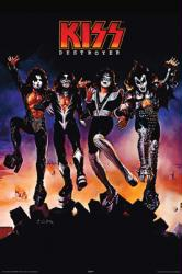 KISS poster: Destroyer (24'' X 36'') New