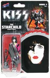 KISS Dynasty: The Starchild Paul Stanley action figure (Bif Bang Pow)