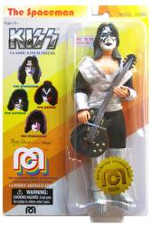 "KISS: Ace Frehley The Spaceman 8"" retro-style action figure (MEGO)"