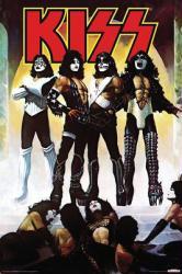 KISS poster: Love Gun (24'' X 36'') New